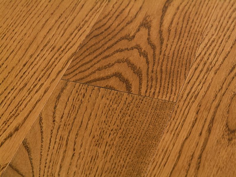 Chestnut | Classic white oak wood floor | Coswick Hardwood Floors