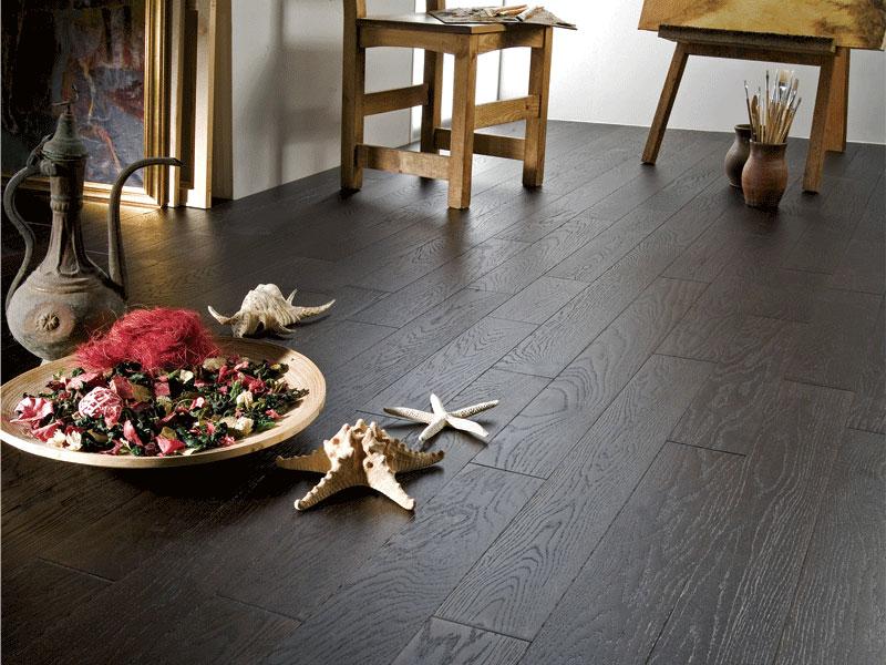 Oak Gothic | Brushed and Oiled Oak Flooring