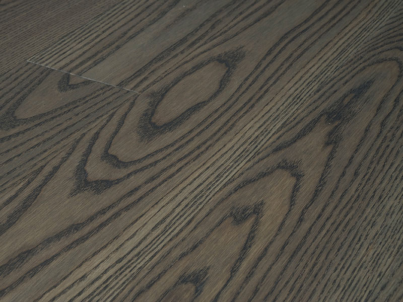 Black emerald signature ash hardwood coswick hardwood Ash wood flooring