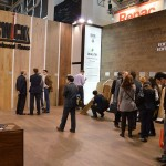 Coswick Hardwood at BAU 2013 in Munich