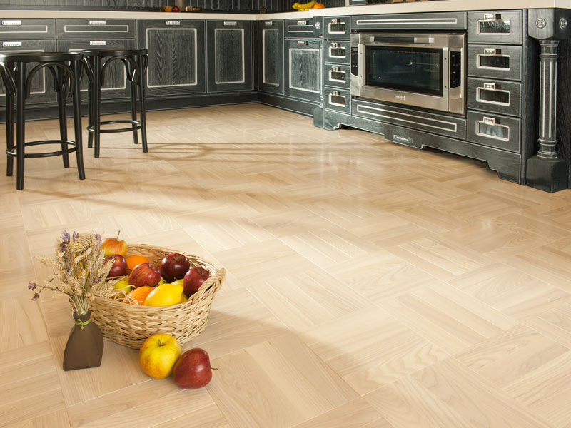 hardwood floors in kitchen pros and cons wood floors